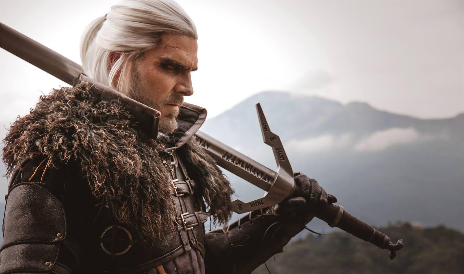 Najlepsze Cosplaye Geralt Z Rivii Wiedźmin 3 Dziki Gon